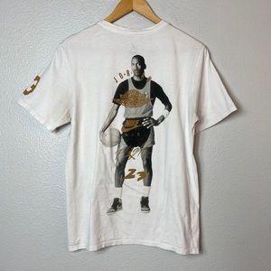 Michael Jordan Nike Air #23 tee T-shirt medium